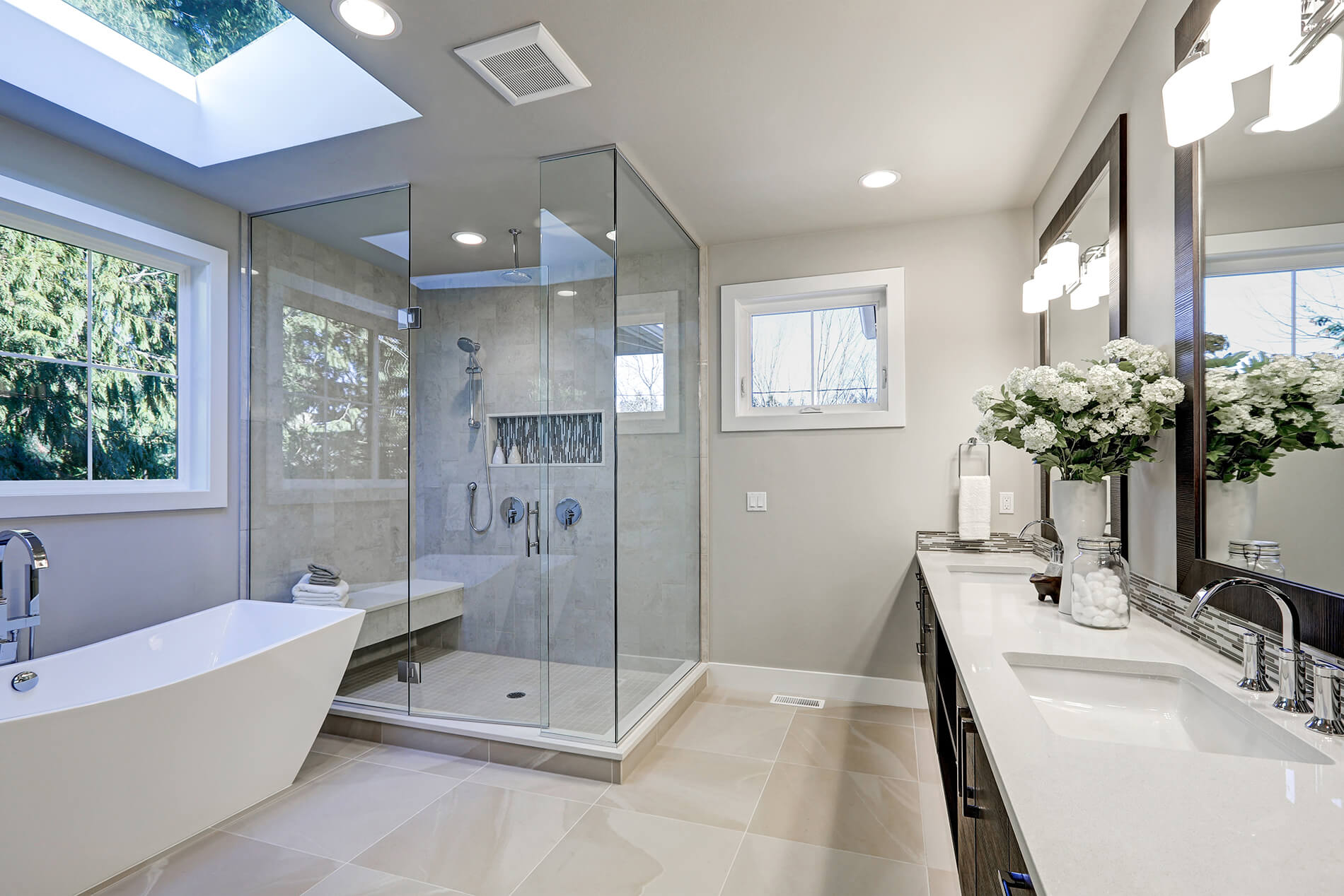 Mandurah luxury bathroom design